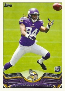 2013 Topps Football Variation Short Prints Guide 87