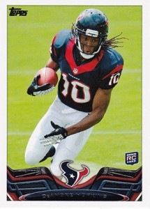 DeAndre Hopkins Rookie Card Checklist and Guide 11