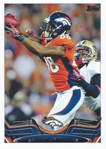 2013 Topps Football Variation Short Prints Guide 15