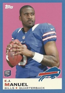 2013 Topps Football Cards 47