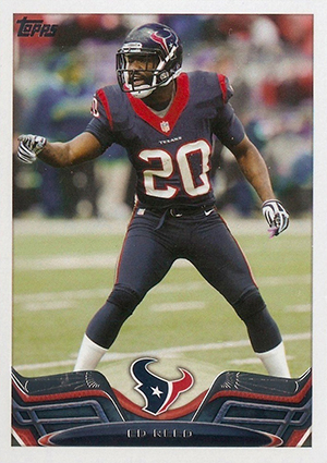 2013 Topps Football Variation Short Prints Guide 27