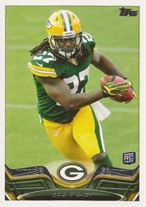 Eddie Lacy Rookie Card Checklist and Visual Guide 43