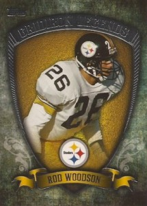 2013 Topps Football Gridiron Legends Rod Woodson