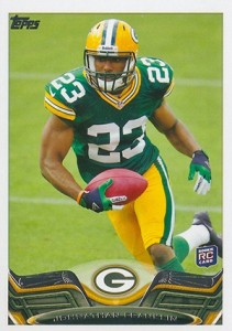2013 Topps Football Variation Short Prints Guide 35