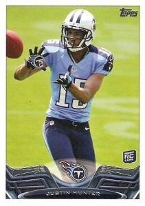 2013 Topps Football Variation Short Prints Guide 61