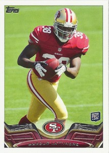 2013 Topps Football Variation Short Prints Guide 71