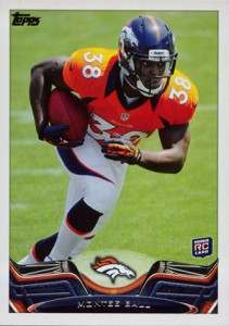 2013 Topps Football Variation Short Prints Guide 17