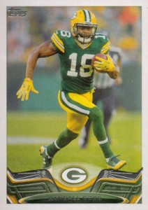 2013 Topps Football Variation Short Prints Guide 103