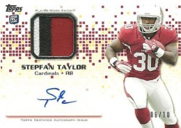 2013 Topps Football Cards 40
