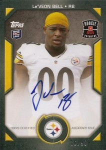 2013 Topps Football Cards 42