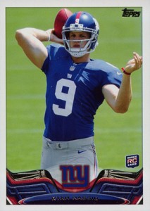 2013 Topps Football Variation Short Prints Guide 41