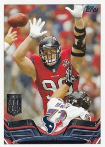 2013 Topps Football Variation Short Prints Guide 47