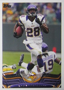 2013 Topps Football Variation Short Prints Guide 2