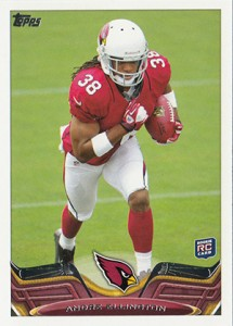 2013 Topps Football Variation Short Prints Guide 8