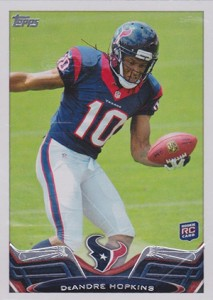 2013 Topps Football Variation Short Prints Guide 40