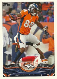 2013 Topps Football Variation Short Prints Guide 16