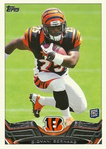 2013 Topps Football Variation Short Prints Guide 82