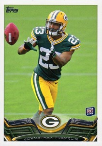 2013 Topps Football Variation Short Prints Guide 36