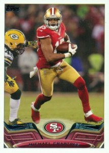 2013 Topps Football Variation Short Prints Guide 46