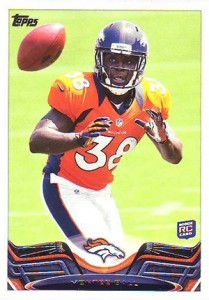 2013 Topps Football Variation Short Prints Guide 18
