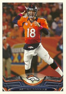 2013 Topps Football Variation Short Prints Guide 50