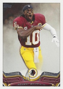 2013 Topps Football Variation Short Prints Guide 38