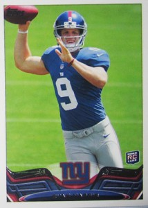 2013 Topps Football Variation Short Prints Guide 42