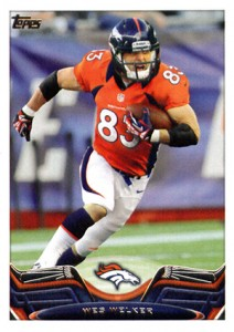 2013 Topps Football Variation Short Prints Guide 79