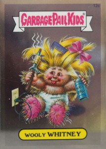 See the 2013 Topps Garbage Pail Kids Chrome C Variations  4