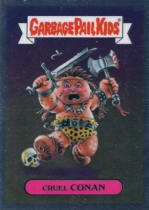 See the 2013 Topps Garbage Pail Kids Chrome C Variations  14