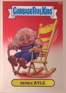 See the 2013 Topps Garbage Pail Kids Chrome C Variations  15
