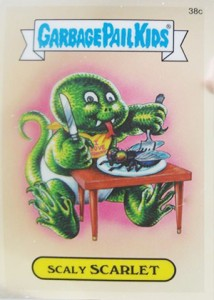 See the 2013 Topps Garbage Pail Kids Chrome C Variations  17