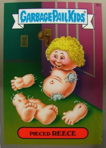 See the 2013 Topps Garbage Pail Kids Chrome C Variations  3