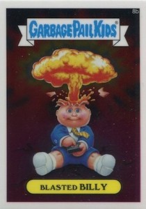 2013 Topps Garbage Pail Kids Chrome Original Series 1 Trading Cards 21