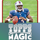 2013 Topps Magic Football Cards