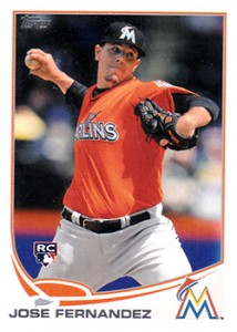 Jose Fernandez Rookie Cards and Prospect Card Guide 13
