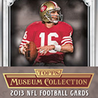2013 Topps Museum Collection Football Cards