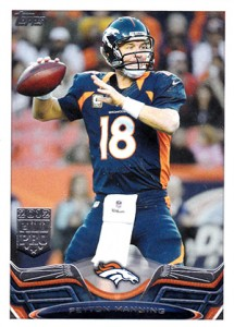 2013 Topps Football Variation Short Prints Guide 49