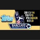 2013-14 Topps Premier Gold Soccer Cards