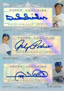 Topps Creates Replacement Autograph Cards for Unfulfilled Redemptions 29