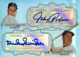 Topps Creates Replacement Autograph Cards for Unfulfilled Redemptions 26
