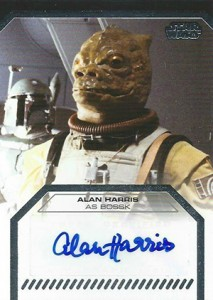 2013 Topps Star Wars Galactic Files 2 Autographs Guide 4