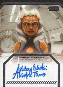 2013 Topps Star Wars Galactic Files 2 Autographs Guide 11