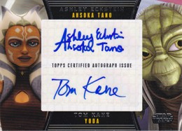 2013 Topps Star Wars Galactic Files 2 Autographs Guide 19
