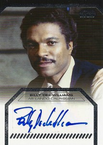 2013 Topps Star Wars Galactic Files 2 Autographs Guide 9