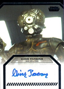 2013 Topps Star Wars Galactic Files 2 Autographs Guide 16