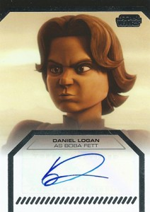 2013 Topps Star Wars Galactic Files 2 Autographs Guide 14