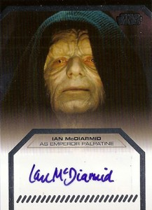 2013 Topps Star Wars Galactic Files 2 Autographs Guide 7