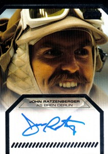2013 Topps Star Wars Galactic Files 2 Autographs Guide 8