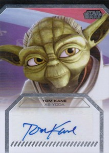 2013 Topps Star Wars Galactic Files 2 Autographs Guide 5